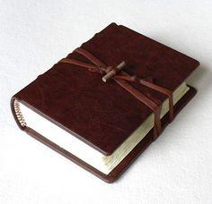 handmade bookbinding / Elegantní deníček A7