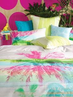 QUILT COVER SETS VENICE BEACH MULTI KING QUILT COVERS