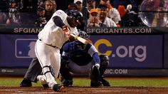 Pablo Sandoval Hits Three Homers in Game 1 | NBC Bay Area