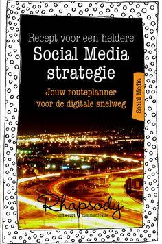 Met een helder Social Media plan houd je je hoofd boven water en houd je je doel duidelijk voor ogen. Lees erover in dit blog.
