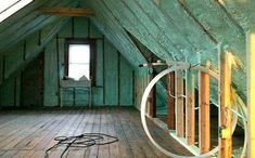 """Green"" Spray Foam Insulation Could Be Filling Your Home With Toxic Chemicals"