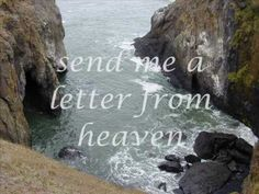 Letter From Heaven by Tim Shetler  ( Original Song ) Video. I dedicate this beautiful song to my beautiful mom, best friend and guardian angel in heaven<3<3<3<3<3