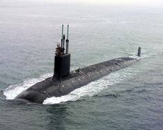 Virginia Class Submarines are increasingly being outfitted with new technologies