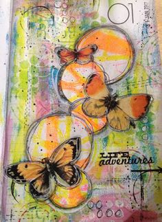 "The Mixed Media Monthly Challenge Blog: February 2017 - ""Sweet Inspirations"" Challenge Winners"