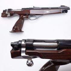 GUN OF THE DAY – Remington XP-100 Pistol. NRA National Firearms Museums in Fairfax, VA.