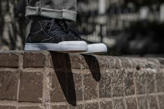The Evan Smith Hi Zero in black available at http://dcshoes.com/evansmithcollection