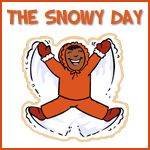 These printables were created as a go-along for the book, The Snowy Day by Ezra Jack Keats.