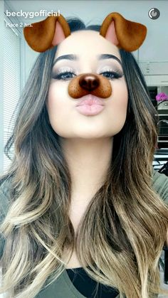 Becky G discovered by SoyLucia on We Heart It Snapchat Selfies, Snapchat Girls, Snapchat Usernames, Becky G Hair, Becky G Style, Applis Photo, Girls Selfies, Girl Photography Poses, Woman Crush