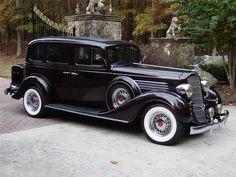 1935 Buick Custom