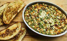 Omelette vide-frigo – Savourer par Geneviève O'Gleman Omelette Roulée, Frittata, Egg Recipes, Recipies, Healthy Recipes, Charcuterie, Chorizo, Vegetable Recipes, Risotto