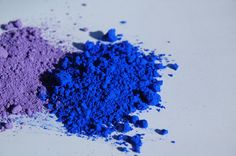 """Ultramarines    Historically, ultramarine blue was derived from the precious stone lapus lazuli.  During the Renaissance, the price of this rare pigment exceeded the cost of gold, and artists often reserved it for the robes of Christ and the Virgin.  Used to by Michelangelo, da Vinci, and Raphael, Europeans called the expensive imported pigment """"ultramarine,""""  which means """"over the sea.""""  In 1824, the French Societé d'Encouragement offered a prize of six thousand francs to anyone who could…"""