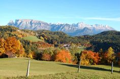 Autumn in Renon, Italy jigsaw puzzle in Great Sightings puzzles on TheJigsawPuzzles.com
