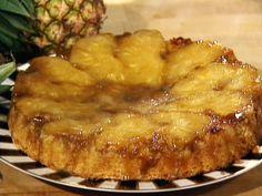 They musta forgot maraschinos -  Pineapple Upside Down Cake recipe  via Food Network
