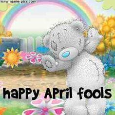 Happy april fools tatty teddy