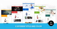 DR.HEALTH - Modern and Creative PSD Template - Corporate PSD Templates Download here : https://themeforest.net/item/drhealth-modern-and-creative-psd-template/18501343?s_rank=164&ref=Al-fatih