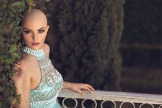 "A tweet on August 10th by 17-year-old Andrea Sierra Salazar says it all: ""Cancer doesn't stop me from being a princess."" Interested in modeling since"