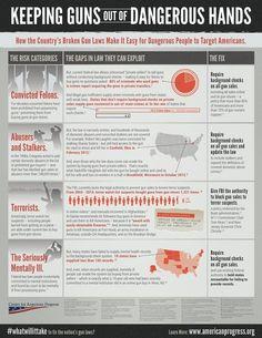 Sensible gun laws