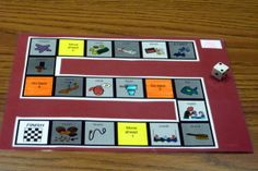 Awesome site with simple board games and word cards for tons of sounds