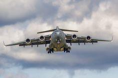 https://flic.kr/p/QQbim4 | Boeing C-17A Globemaster III | RAF Brize Norton