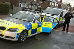Greater Manchester Police's ANPR Intercept Unit taking part in a crackdown on offenders wanted for domestic abuse. The operation will run in the 48 hours prior to St. Valentine's Day. www.gmp.police.uk