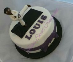 Karate Kid Birthday Cake Jules Sweet Creations Pinterest