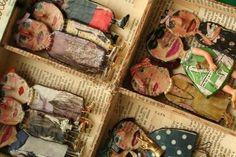 box of dolls - Julie Arkell