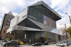 Seattle Central Library Location: 1000 Fourth Ave.
