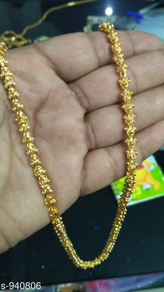 Jewellery Trendy Brass Chain Material: Brass Size: 28 in Description: It Has 1 Piece Of Chain Work: Gold Plated Country of Origin: India Sizes Available: Free Size   Catalog Rating: ★4.1 (1909)  Catalog Name: Unisex Chic Fancy Chains Vol 2 CatalogID_48019 C65-SC1227 Code: 542-940806-294