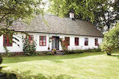 hus til Keramikern Lisa Larson, österlen, sverige