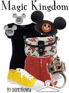 | Disney Bound
