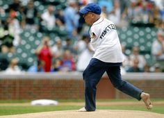 Armless man aims to pitch in every MLB stadium