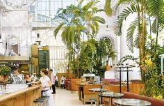 Palmenhaus - Cafe - Brasserie - Bar, Vienna, Austria