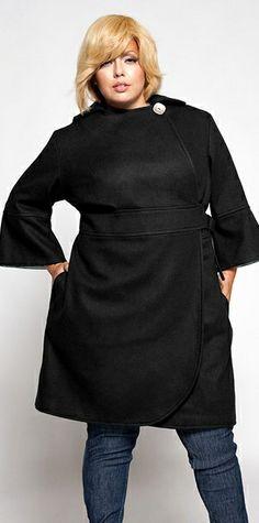 80f78afd8 abrigos para mujeres gorditas y bajitas
