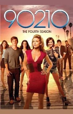 90210 Poster Standup 4inx6in