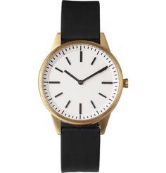 Uniform Wares250 Series Steel Wristwatch|MR PORTER
