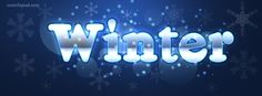 Winter Facebook Cover CoverLayout.com