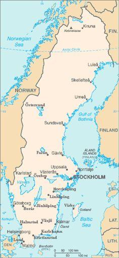 スウェーデン - Wikipedia