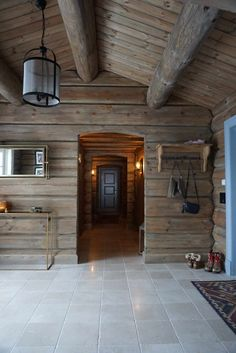 ∘⚜∘Rustic Log Homes∘⚜∘ - Pinterest: Crackpot Baby 🍒 Stone Cottages, Cabins And Cottages, Log Cabins, Log Homes Exterior, Turbulence Deco, Villa, Chalet Style, Winter Cabin, Mountain Homes