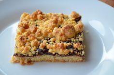 Crumblecake mit Pflaumenmus - Miris Kitchen