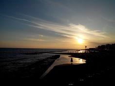 """""""Anzio, il tramonto"""""""