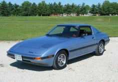 This 1983 Mazda RX-7 is said to have only 9304 originalmiles and was purchased new by the seller's father. The selleradds that is was driven only on summer weekends, and then put into long-term storage due to family health issues. It has since been re-commissioned, and is described as being completely stock and inalmost brand new condition. Find it here on eBaynear Peoria, Illinois without reserve.