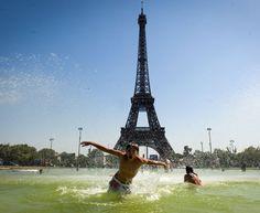 Il caldo africano non dà tregua l'Europa soffoca