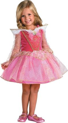 Disney Sleeping Beauty Aurora Ballerina Toddler-Child Costume