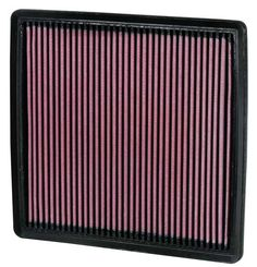 K & N 33-2385 Replacement Air Filter. K & N replacement air filters come with a million mile limited warranty. Their low restriction design helps your car run better as they provide outstanding air filtration. #knfilters