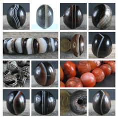 Ancient agates and pema raka beads: http://www.ebay.com/sch/faqrun/m.html?_nkw=&_armrs=1&_ipg=&_from=