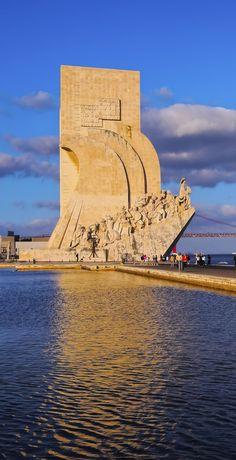 Monument to the Discoveries in Lisbon, Portugal