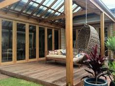 outdoor covered deck ideas nz - Google Search