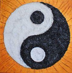Yin Yang   Art, Zen and Yin yang