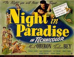 Night in Paradise (1946)
