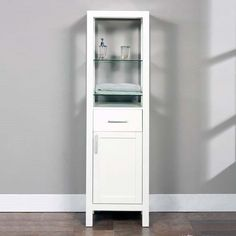 Shop TidalBath  TOWT-193030 Sydney Linden Linen Tower at Lowe's Canada. Find our selection of linen cabinets at the lowest price guaranteed with price match + 10% off.